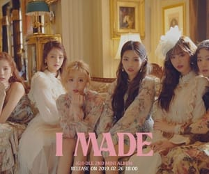 (g)i-dle, minnie, and soyeon image