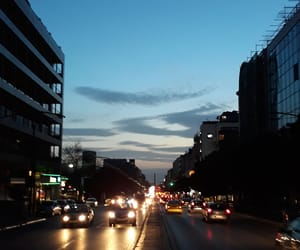 Athens, city, and citylife image