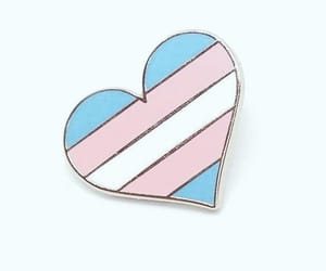 badge, trans, and lgbt image