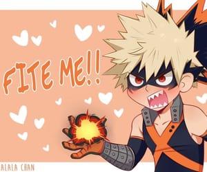 anime, valentines, and boku no hero academia image