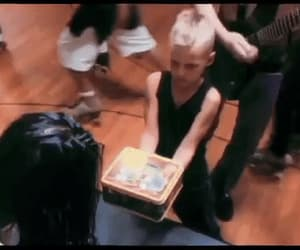 gif, lunchbox, and Marilyn Manson image