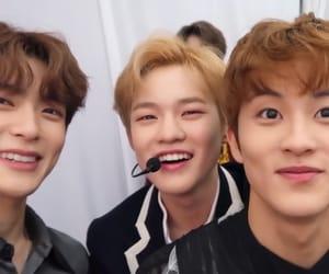 korean, mark lee, and jaehyun image