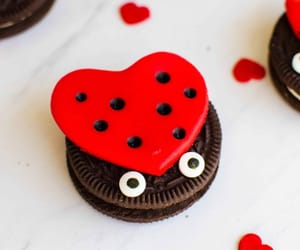 bakery, Cookies, and ladybug image