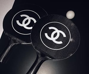 chanel, details, and ping pong image