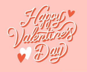 valentines and happy valentine's day image