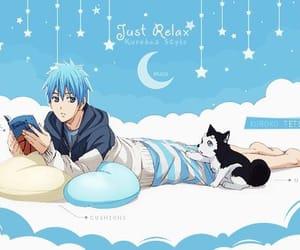 anime, kuroko no basket, and anime boy image