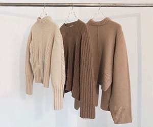 sweater, fashion, and look image