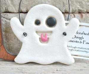 ghost, Halloween, and halloweenparty image