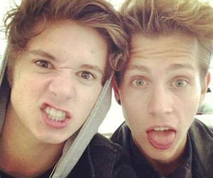 the vamps, bradley will simpson, and james mcvey image