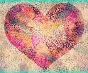 art, heart, and blog image