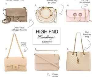 chanel, girly, and handbags image