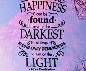 harrypotter, quotes, and happiness image