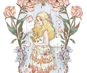 customize, japanese fashion, and handmade dress image