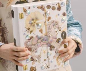 book bag, trinket, and book box image