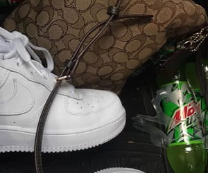 bag, bottle, and aesthetic image