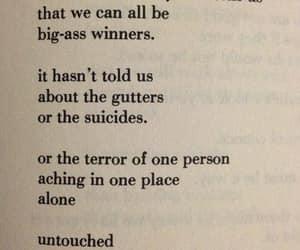 charles bukowski and words image