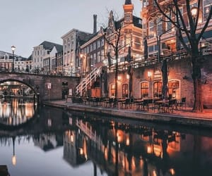 amsterdam, beautiful, and Houses image