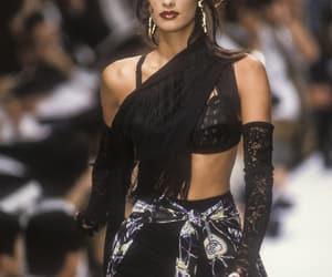 80's, beautiful, and Yasmeen Ghauri image