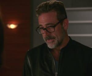 beard, famous, and leather jacket image
