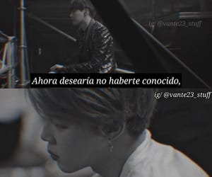 frases, tumbl, and bts image