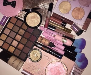colors, make up, and cute image