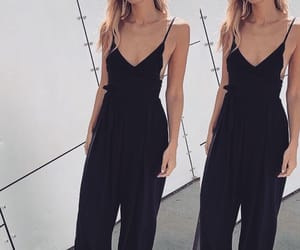 clothes, clothing, and jumpsuit image