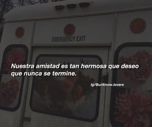tumblr, desear, and amistad image