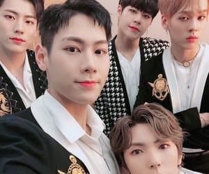 jian, taeho, and lee sang image
