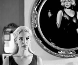 black and white, Marilyn Monroe, and lizzy grant image