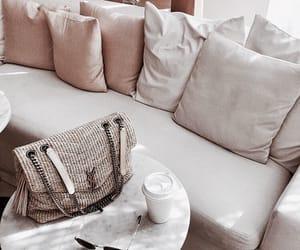 interior, bag, and home image
