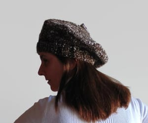 etsy, wool hat, and knitted hat image