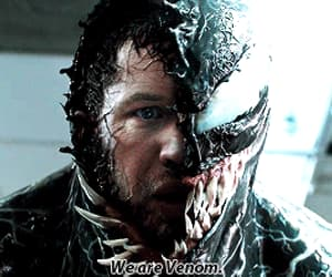 gif, eddie brock, and Marvel image