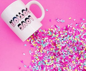 colors, confetti, and words image