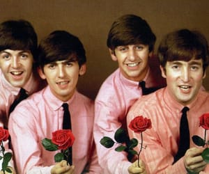 the beatles, beatles, and rose image