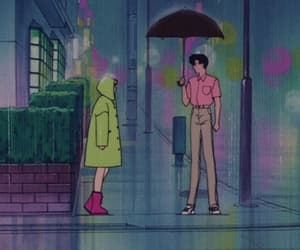 anime, gif, and pastel image