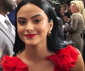 red, riverdale, and veronica lodge image