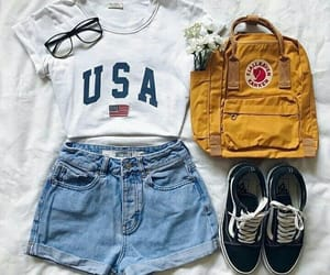 clothe, jeans, and style image