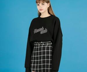 kfashion, korean fashion, and otd image