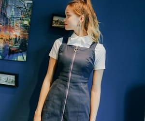 dress, otd, and heart club image