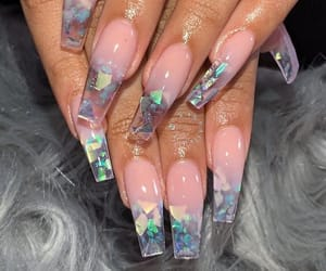 nails and acrylic image