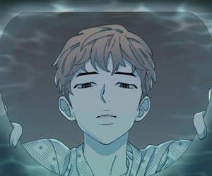 comic, Save Me, and manga boy image