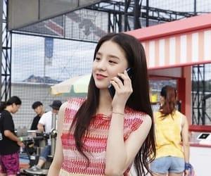 kpop, 이달의 소녀, and 희진 image