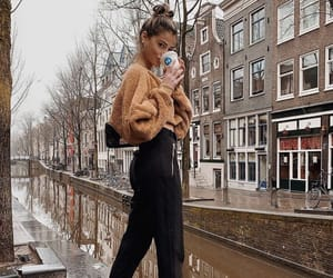 amsterdam, canal, and chanel image