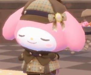 sanrio, mymelody, and tomotoru image