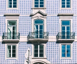 architecture, facade, and portugal image