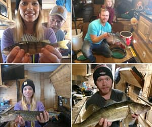 ice fishing mn, ice fishing minnesota, and fishing for recovery image
