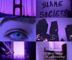 background, city, and grunge image