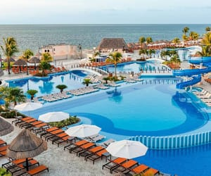cancun mexico resorts and cancun all inclusive image