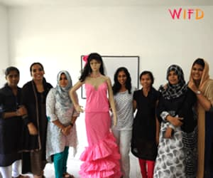 fashion designing, fashion designing course, and costume designing image