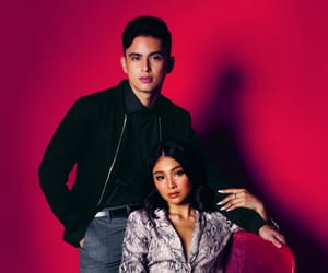 couple, relationships, and james reid image